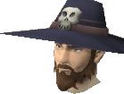 Chapéu de duelista (Classe 1)