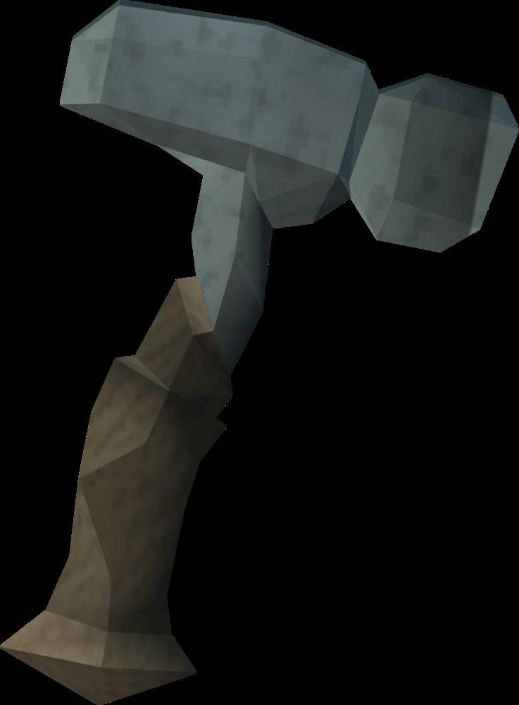 Martelo de kratonita