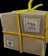 Ring of huge parcel (morph state)