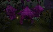 Deathcon II Tents