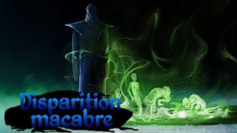 Disparition Macabre (Quête) - RuneScape 3