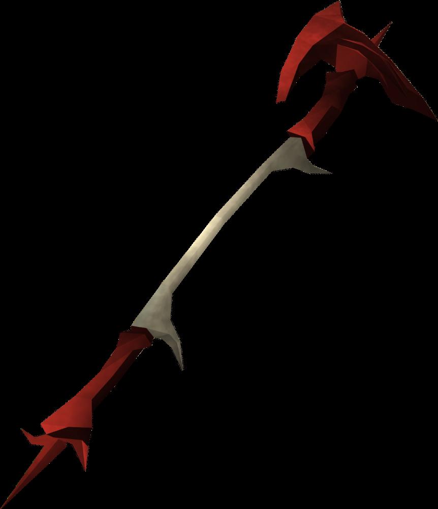 Alabarda dragônica
