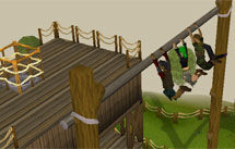 Extended Agility courses