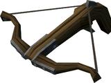 Iron crossbow