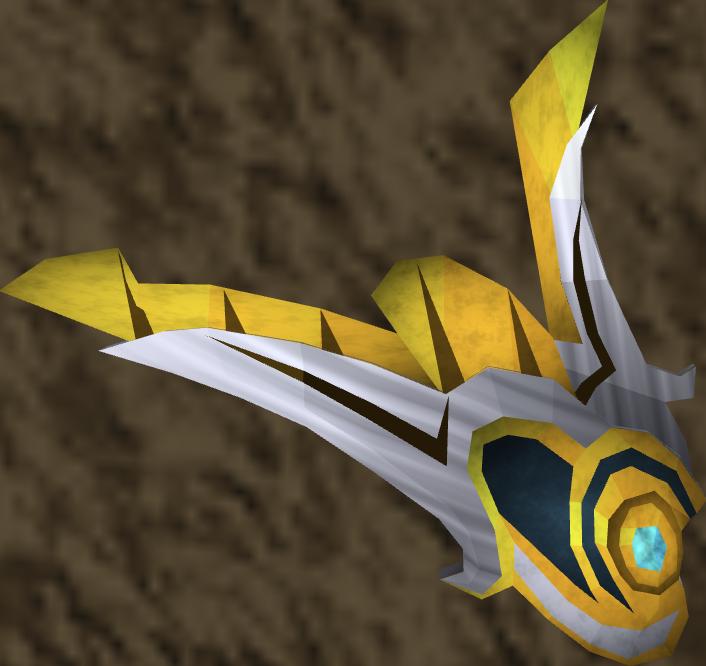 Escudo de defesa de Armadyl