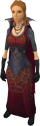 Count Draynor outfit (female) equipped