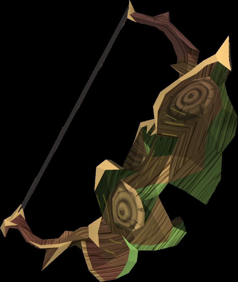 Arco-escudo ancião