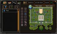 Clan Citadels interface Customisation tab