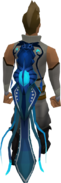 Squid Tentacle cape equipped
