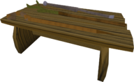 Zaff's Staves Display Table