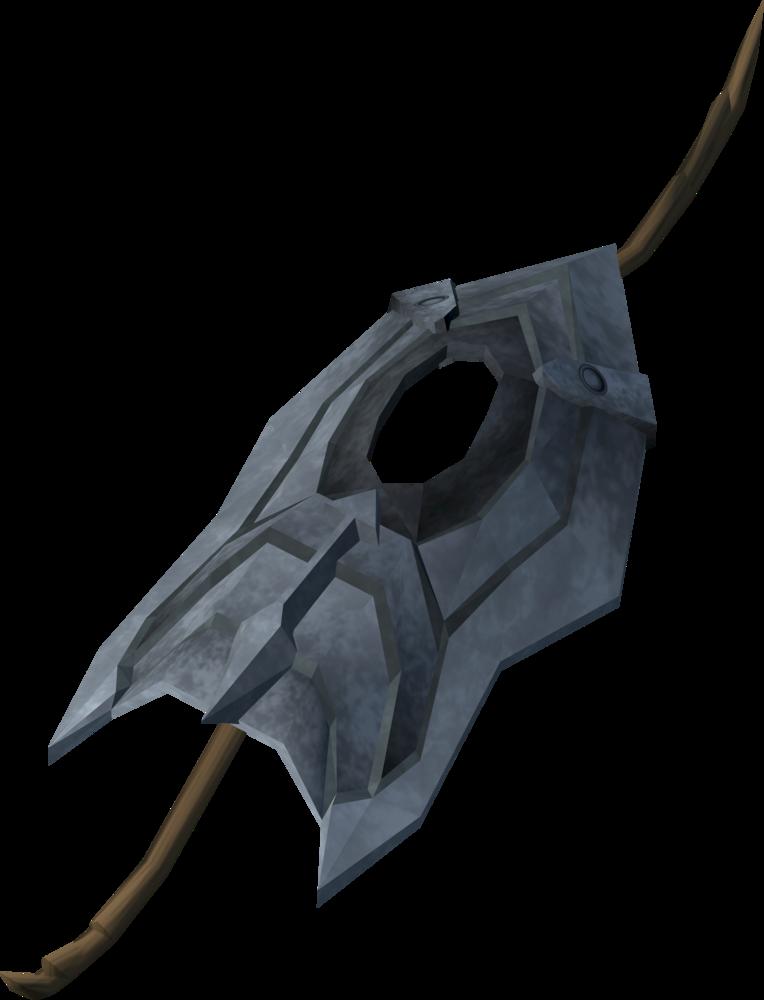 Arco-escudo de salgueiro