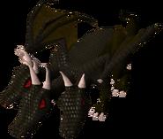 King Black Dragon old
