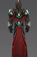 Tectonic Armour Concept Art