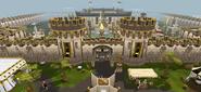 Citadel welcome area