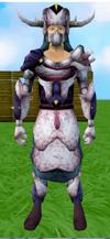 Grifolic armour
