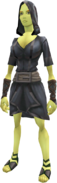 Rogue Outfit equipped (female)
