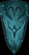 Escudo ogival rúnico