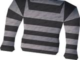 Prison uniform top