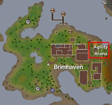 Arena de agilidade de Brimhaven