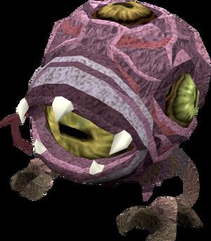 Khighorahk Lêmure, um espreitador que gosta do escuro.