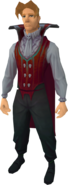Count Draynor outfit (male) equipped