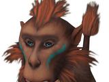 Monkey minion