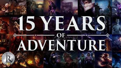 O Documentário do RuneScape - 15 Anos de Aventura
