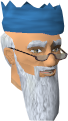 Wise Old Man (partyhat) chathead.png