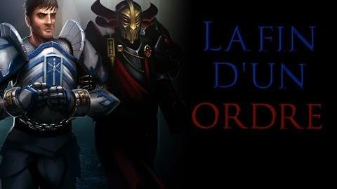 La fin d`un ordre (Quête) - RuneScape 3