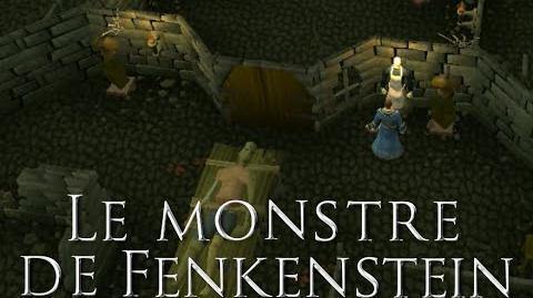 Le monstre de Fenkenstein (Quête) - RuneScape 3