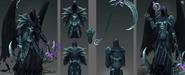 Cursed Reaver Concept Art