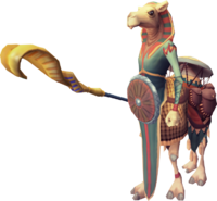 Guerreiro-camelo