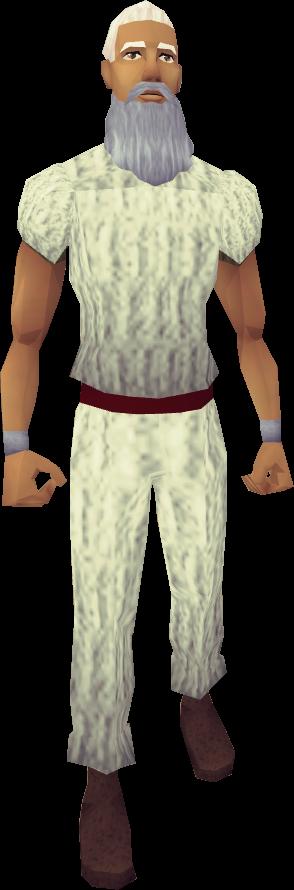 Ali, o prefeito