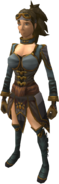 Navigator Outfit equipped (female)