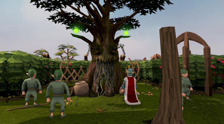 A Aldeia dos Gnomos Arborícolas