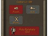Combat level