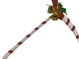 Christmas scythe
