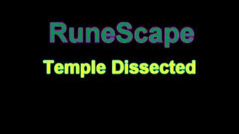 Temple Disected Sound Track