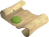 Goblin Champion's scroll