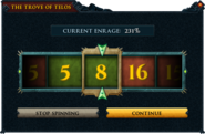 The Trove of Telos (Enrage)