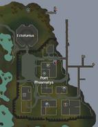 Port Phasmatys map