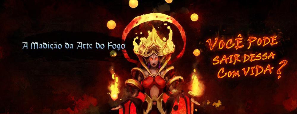 A Maldição da Arte do Fogo