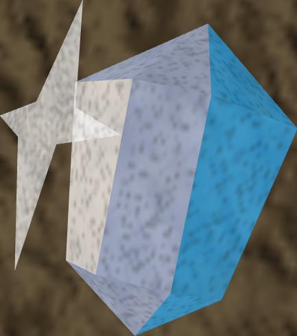 Diamante de gelo
