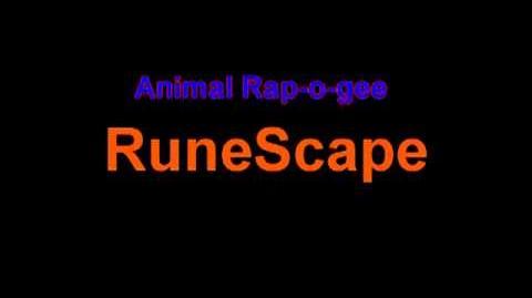 Animal Rap-o-gee Sound Track