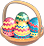 Easter Trick or Treat emote icon.png