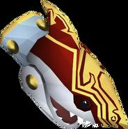 Shark fist 4 detail