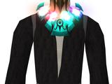 Brilliant alchemist's amulet (charged)