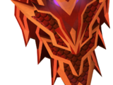Dragon kiteshield