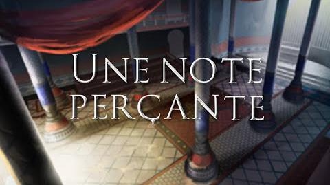 Une note percante (Quête) - RuneScape 3