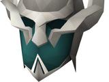 Máscara cerimonial antiga